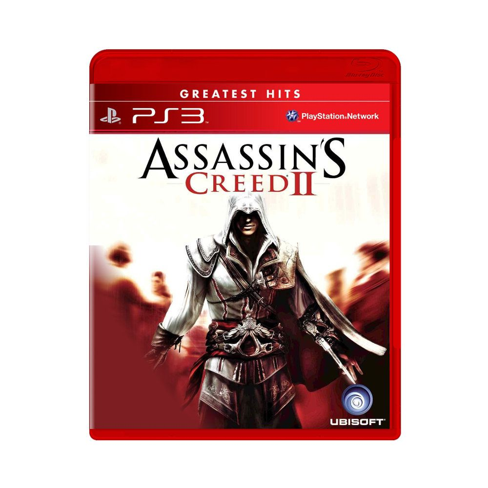 Jogo Assassin's Creed 2 Greatest Hits- PS3