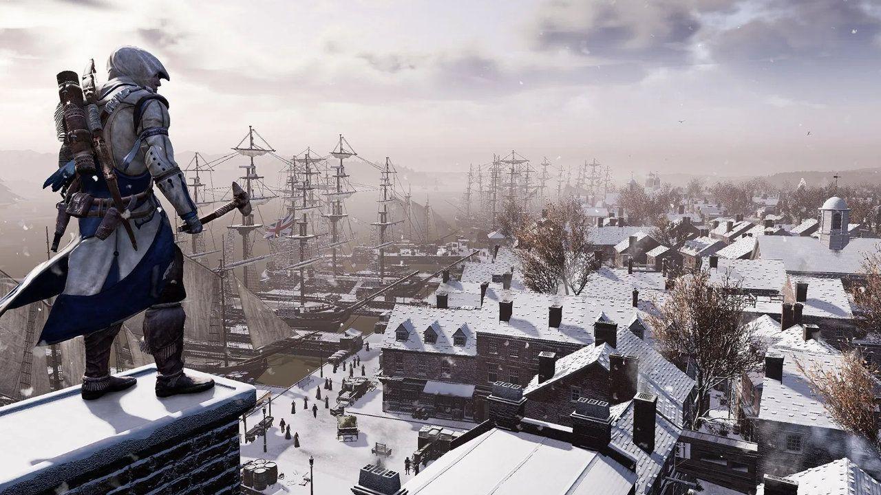 Jogo Assassin's Creed 3 - PS3