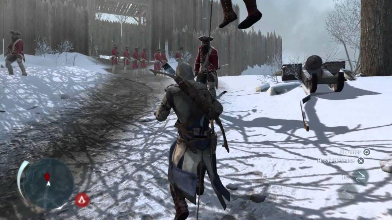 Jogo Assassin's Creed 3 - Xbox 360