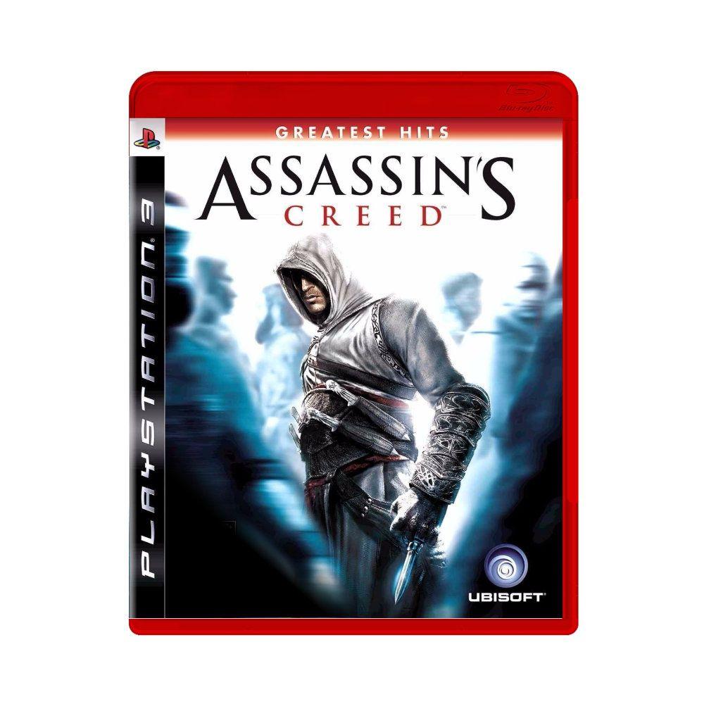 Jogo Assassin's Creed Greatest Hits - PS3