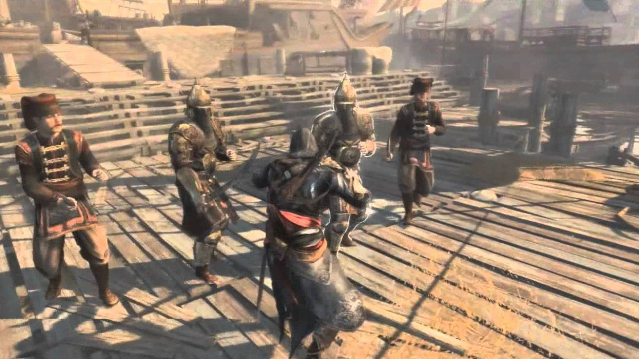Jogo Assassin's Creed Revelations - PS3