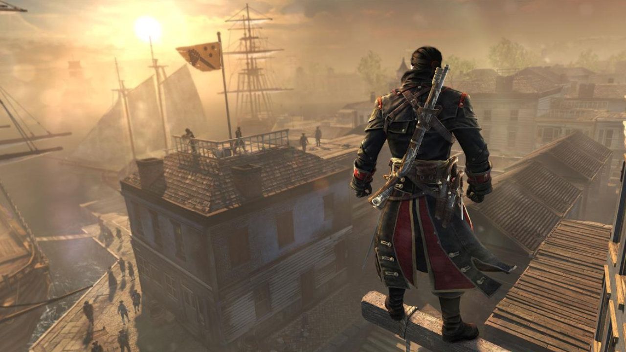 Jogo Assassin's Creed Rogue - PS3