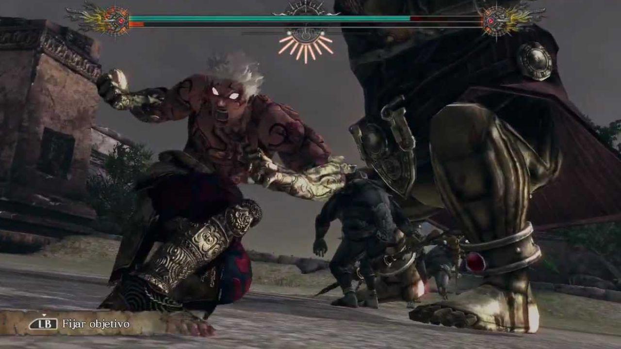 Jogo Asura's Wrath - Xbox 360