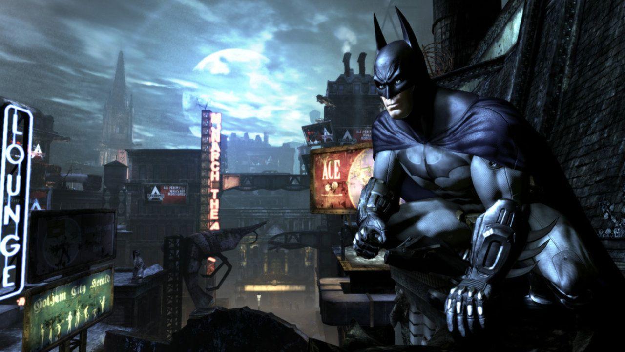 Jogo Batman Arkham City - PS3