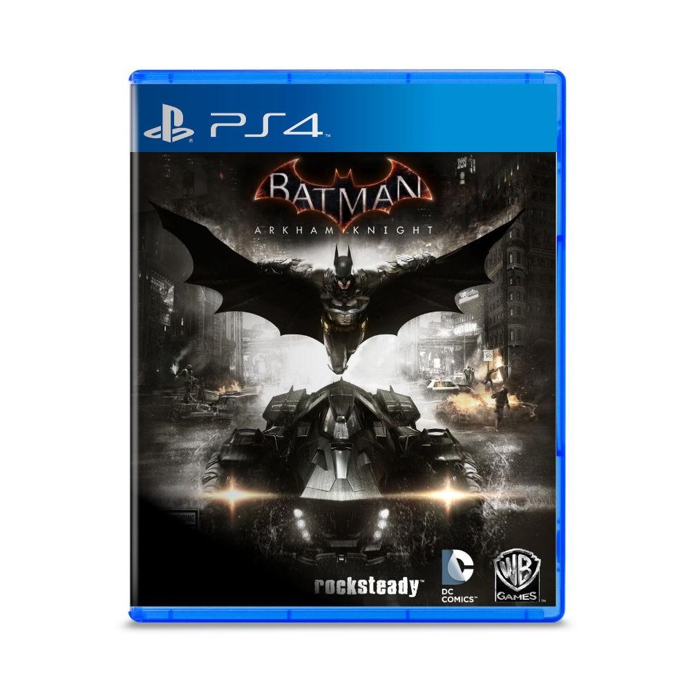 Jogo Batman Arkham Knight - PS4