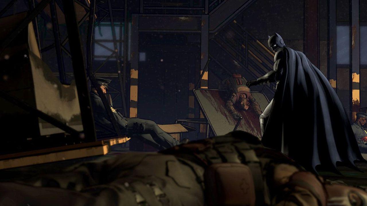 Jogo Batman The Telltale Series - Xbox 360