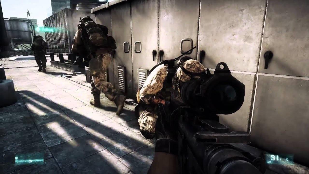 Jogo Battlefield 3 - Xbox 360