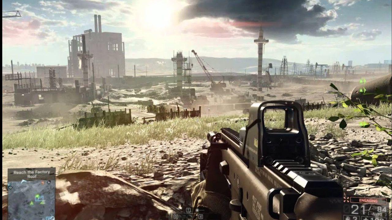 Jogo Battlefield 4 - Xbox 360