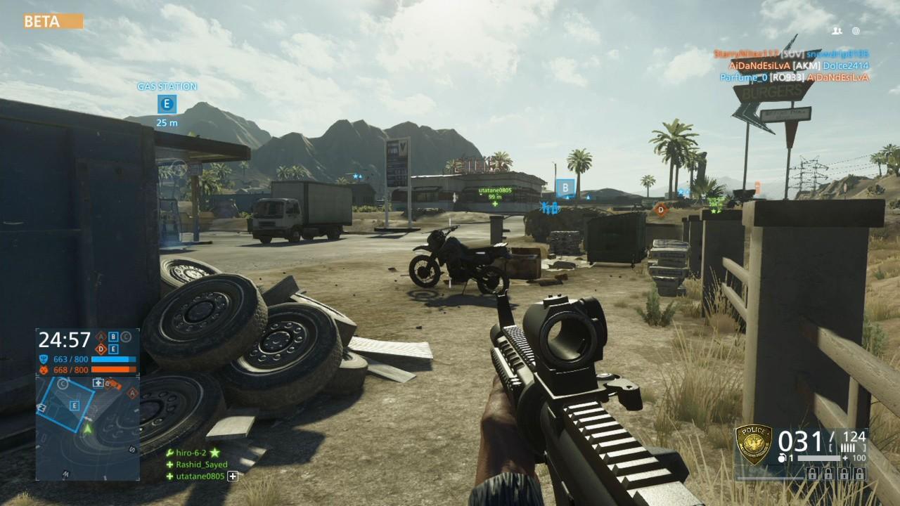 Jogo Battlefield Hardline Deluxe Edition - PS4