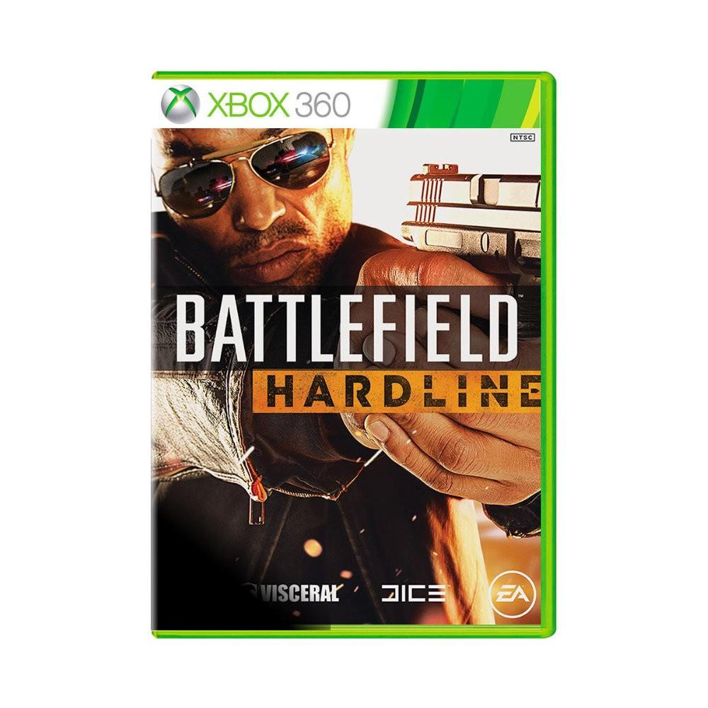 Jogo Battlefield Hardline - Xbox 360