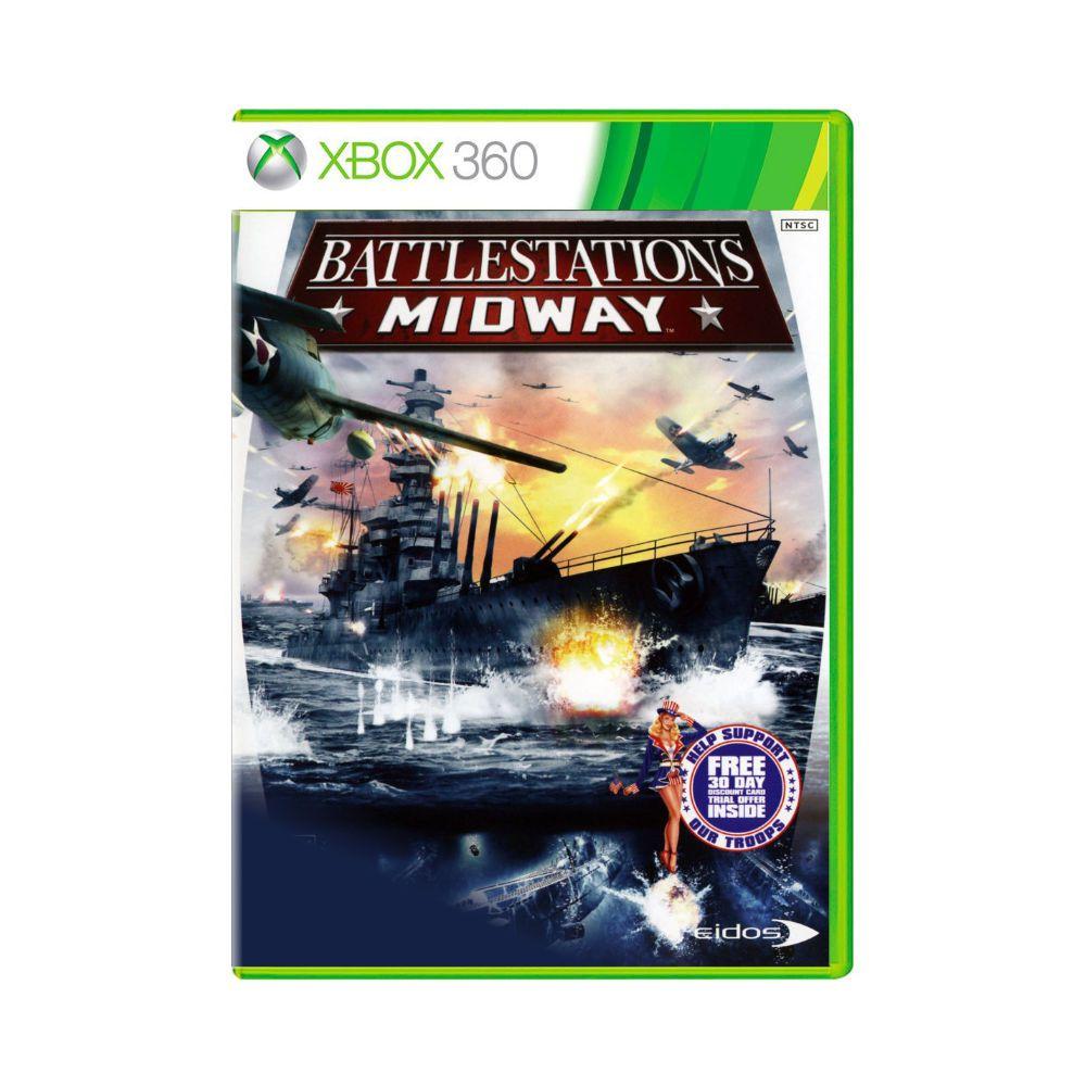 Jogo Battlestations: Midway - Xbox 360