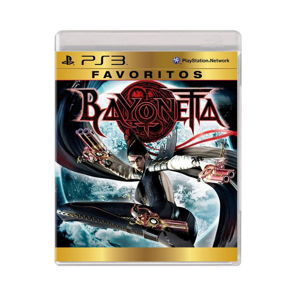 Jogo Bayonetta Favoritos - PS3