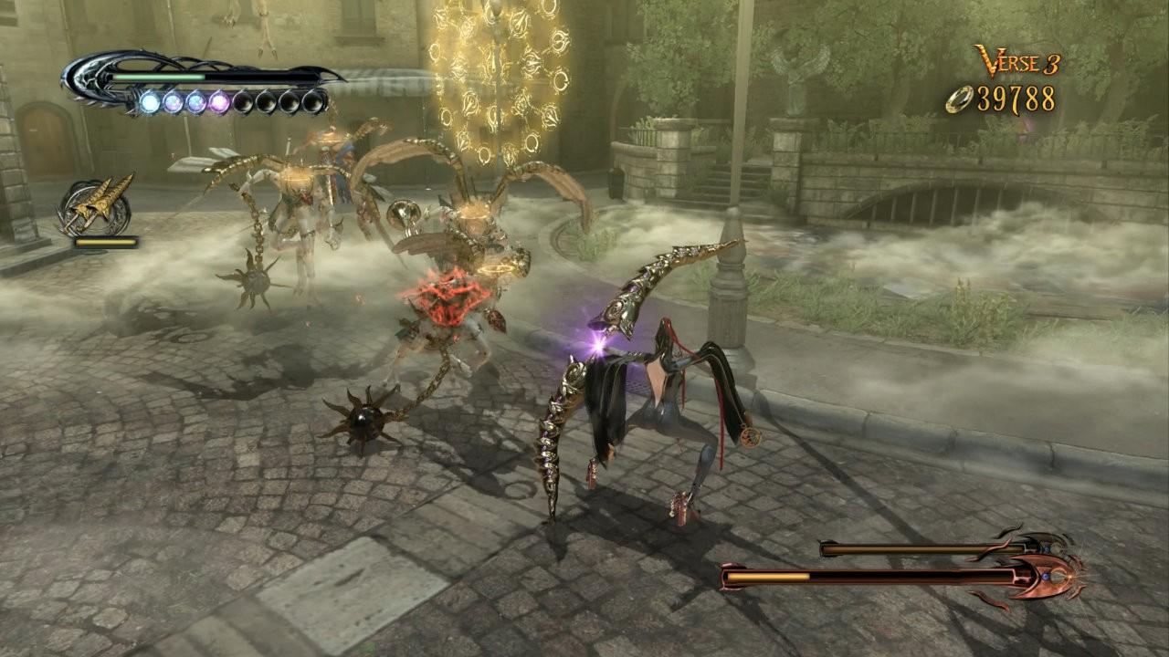 Jogo Bayonetta - Xbox 360 - EUROPEU
