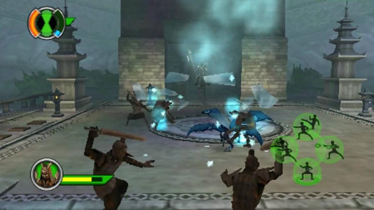 Jogo Ben 10 Cosmic Destruction - PS3