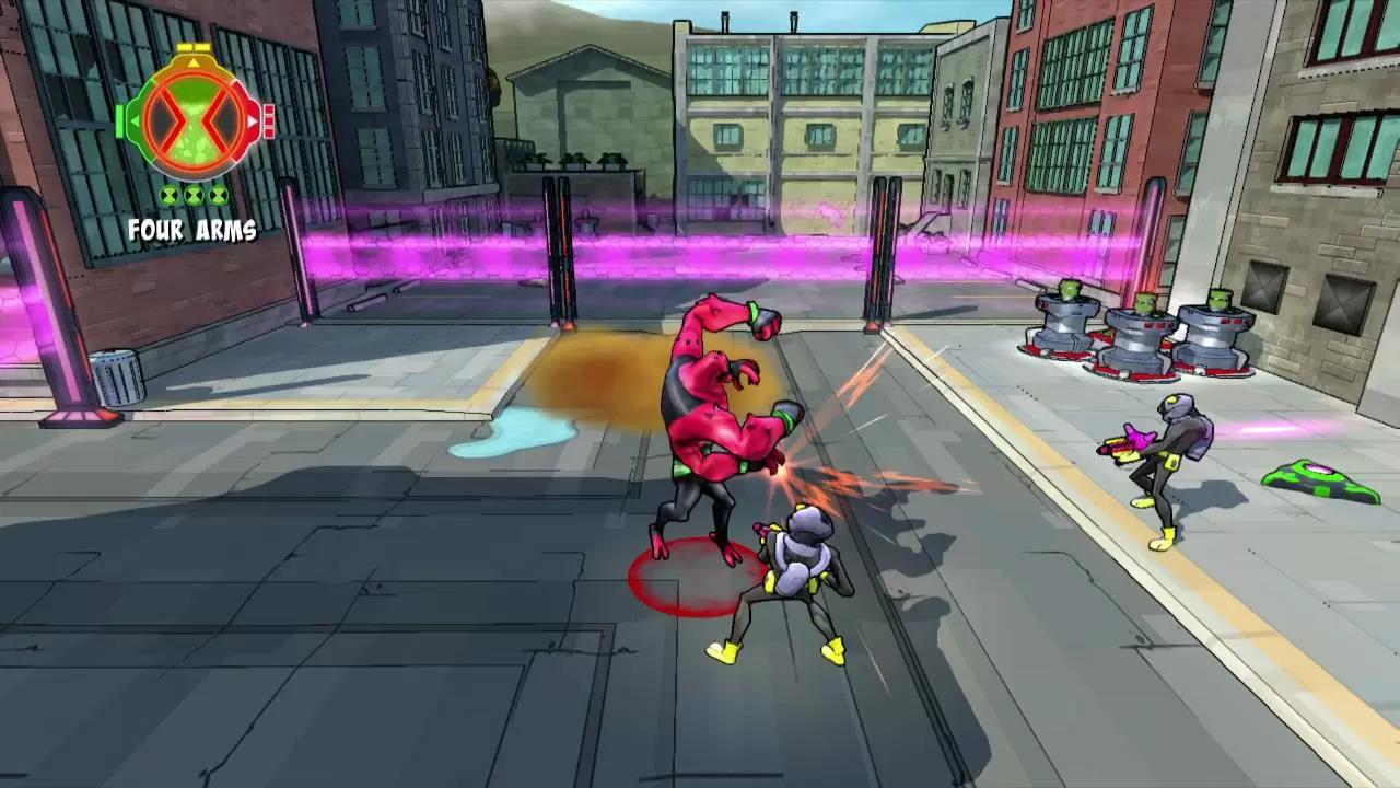Jogo Ben 10 Omniverse 2 - Xbox 360