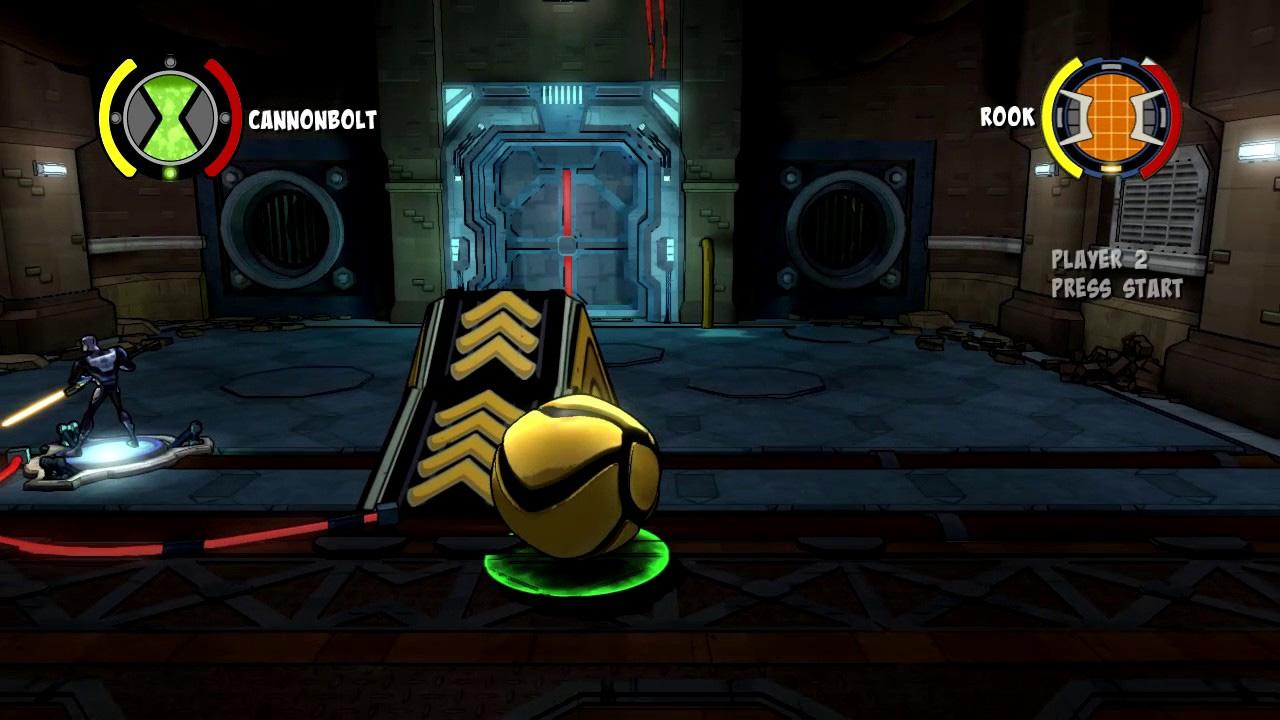 Jogo Ben 10 Omniverse - Xbox 360