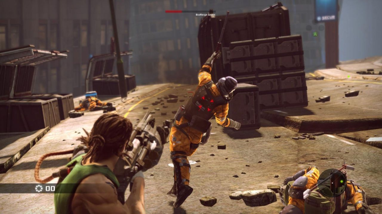Jogo Bionic Commando - Xbox 360