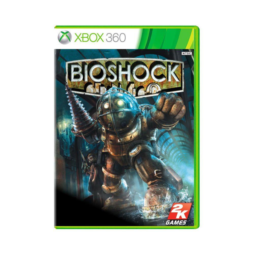 Jogo Bioshock - Xbox 360