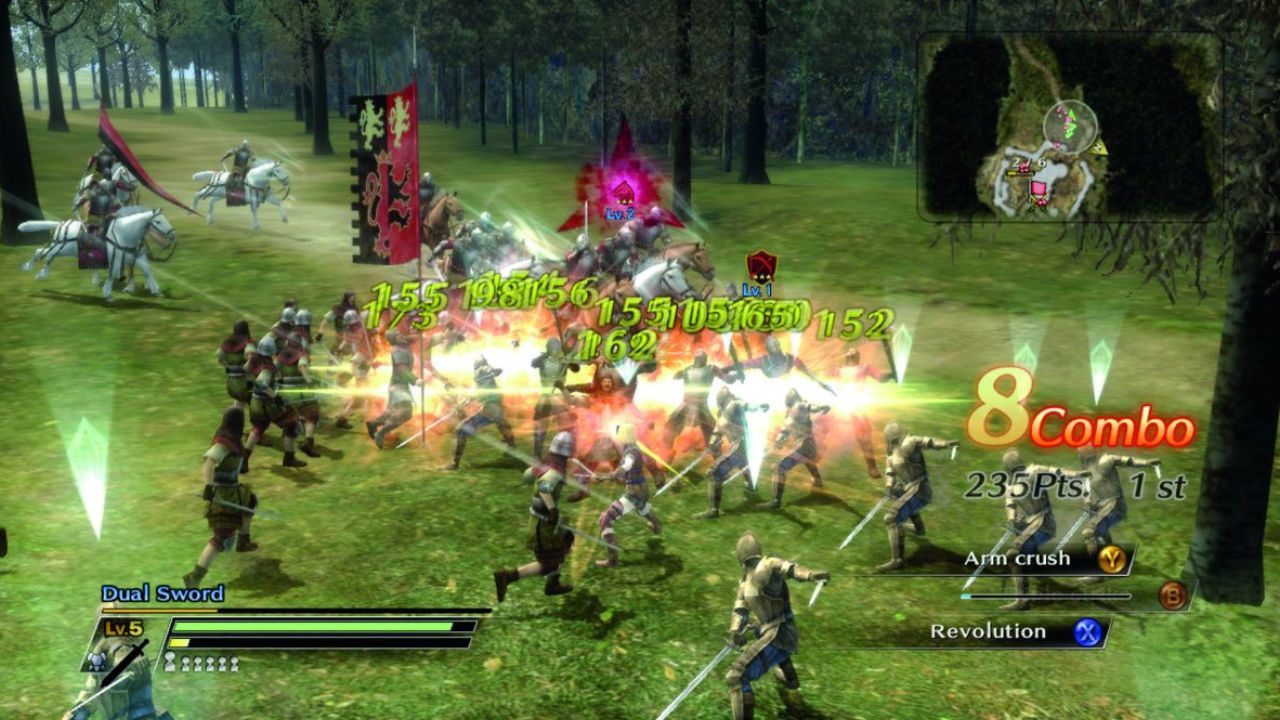 Jogo Bladestorm The Hundred Years War - Xbox 360