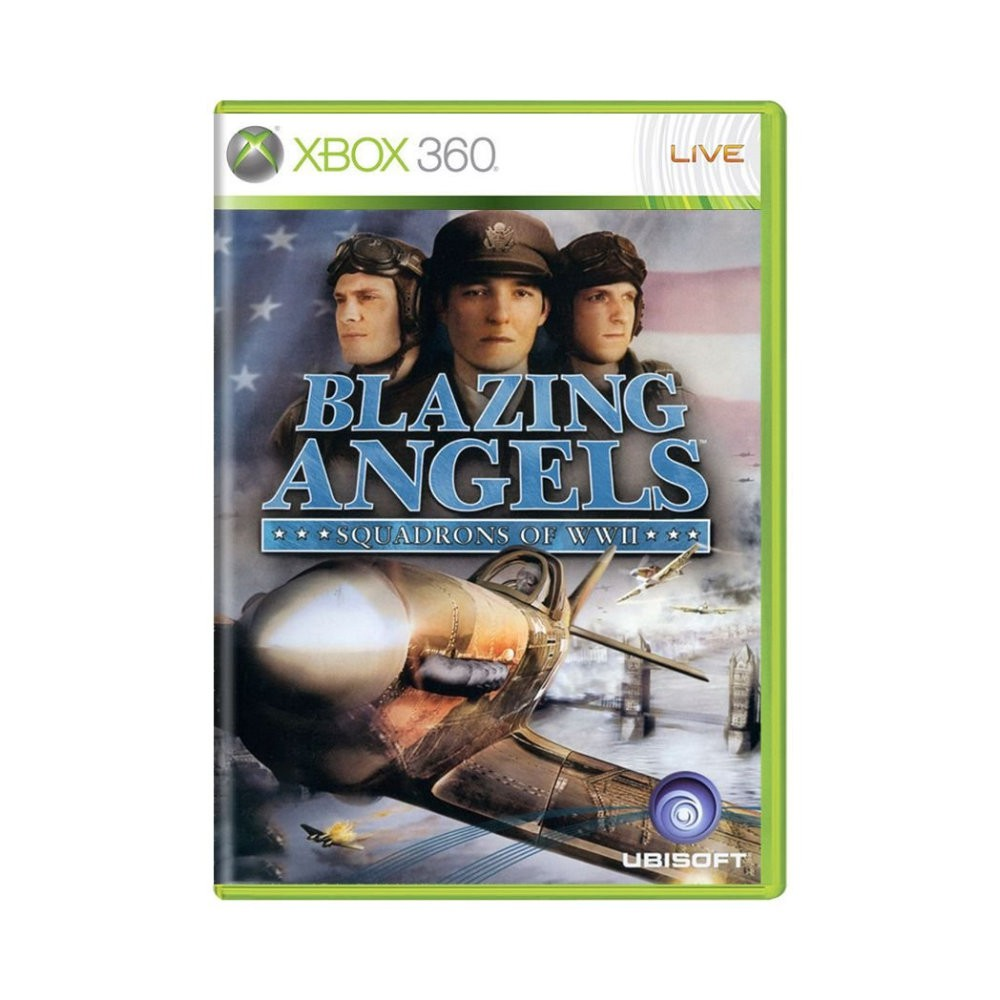 Jogo Blazing Angels Squadrons of WWII - Xbox 360