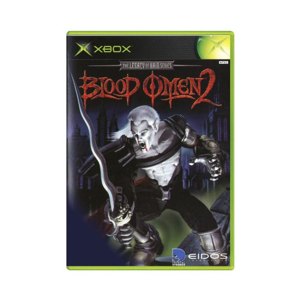 Jogo Blood Omen 2 - Xbox Clássico