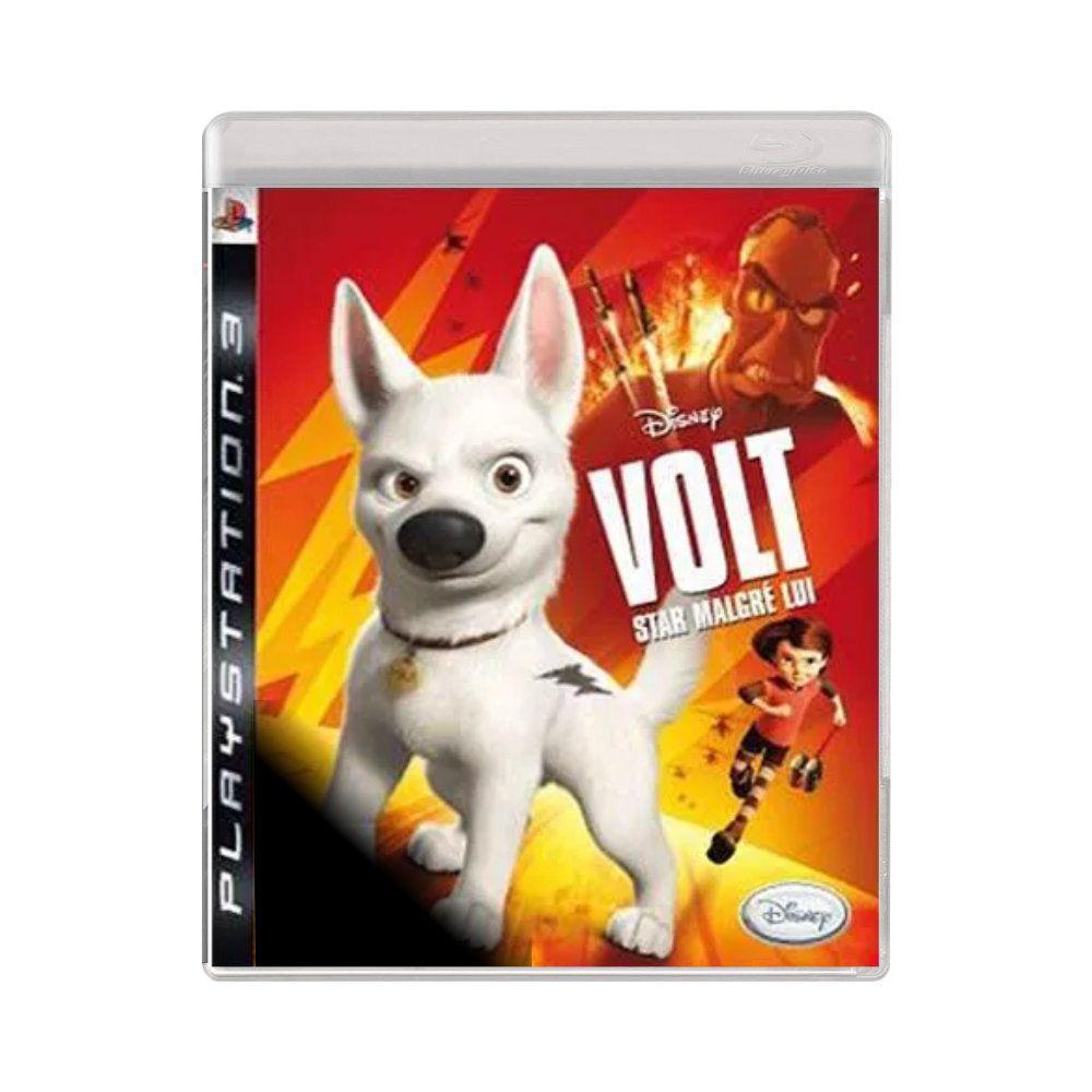 Jogo Bolt: O Supercão - PS3