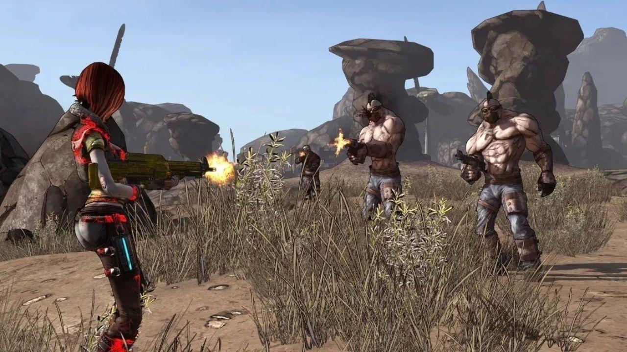 Jogo Borderlands - Xbox 360