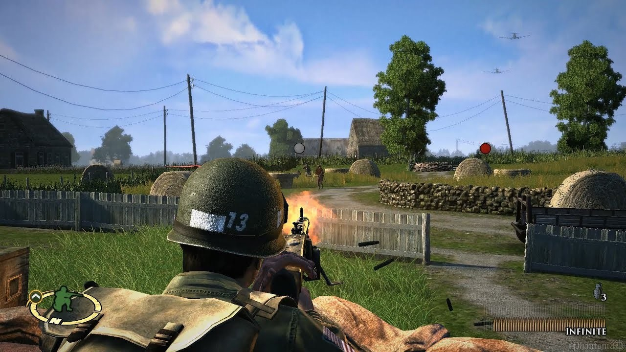 Jogo Brothers In Arms Hell's Highway - Xbox 360