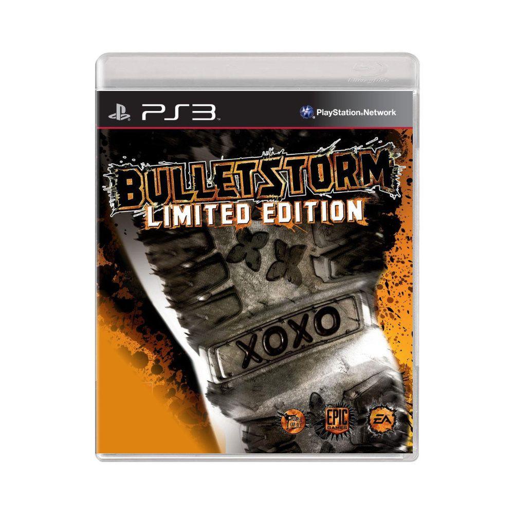Jogo Bulletstorm Limited Edition - PS3