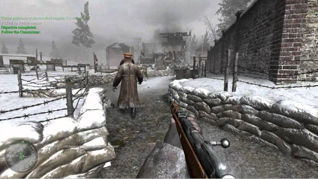 Jogo Call of Duty 2 Special Edition Platinium Hits - Xbox 360