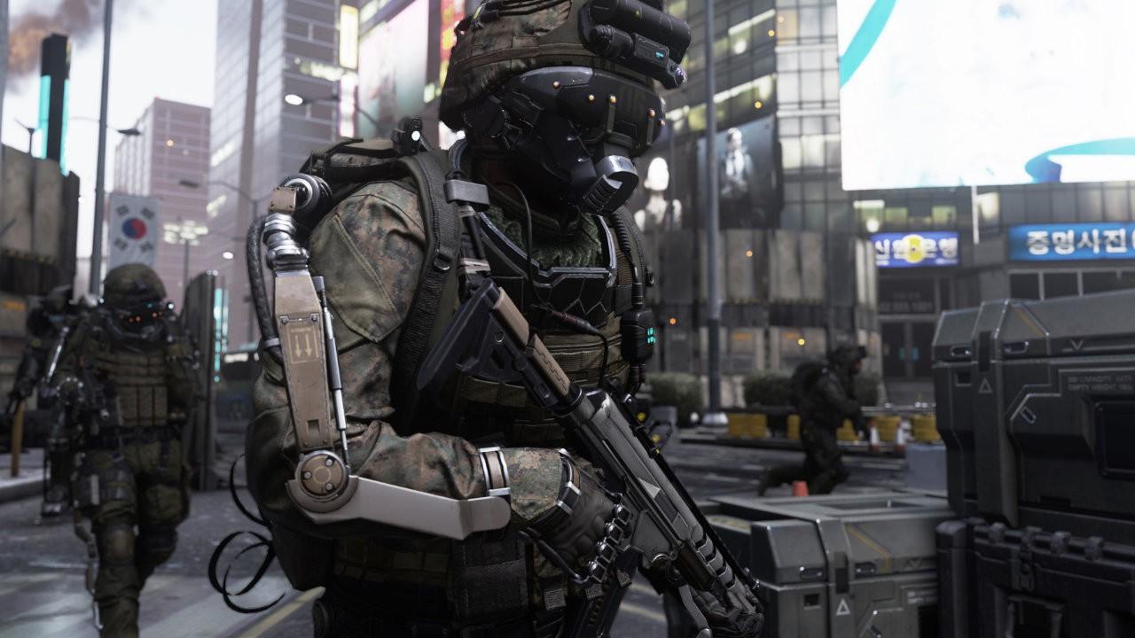 Jogo Call of Duty Advanced Warfare - Xbox 360