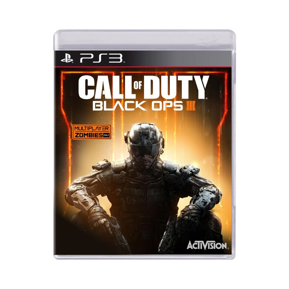 Jogo Call of Duty Black Ops 3 - PS3