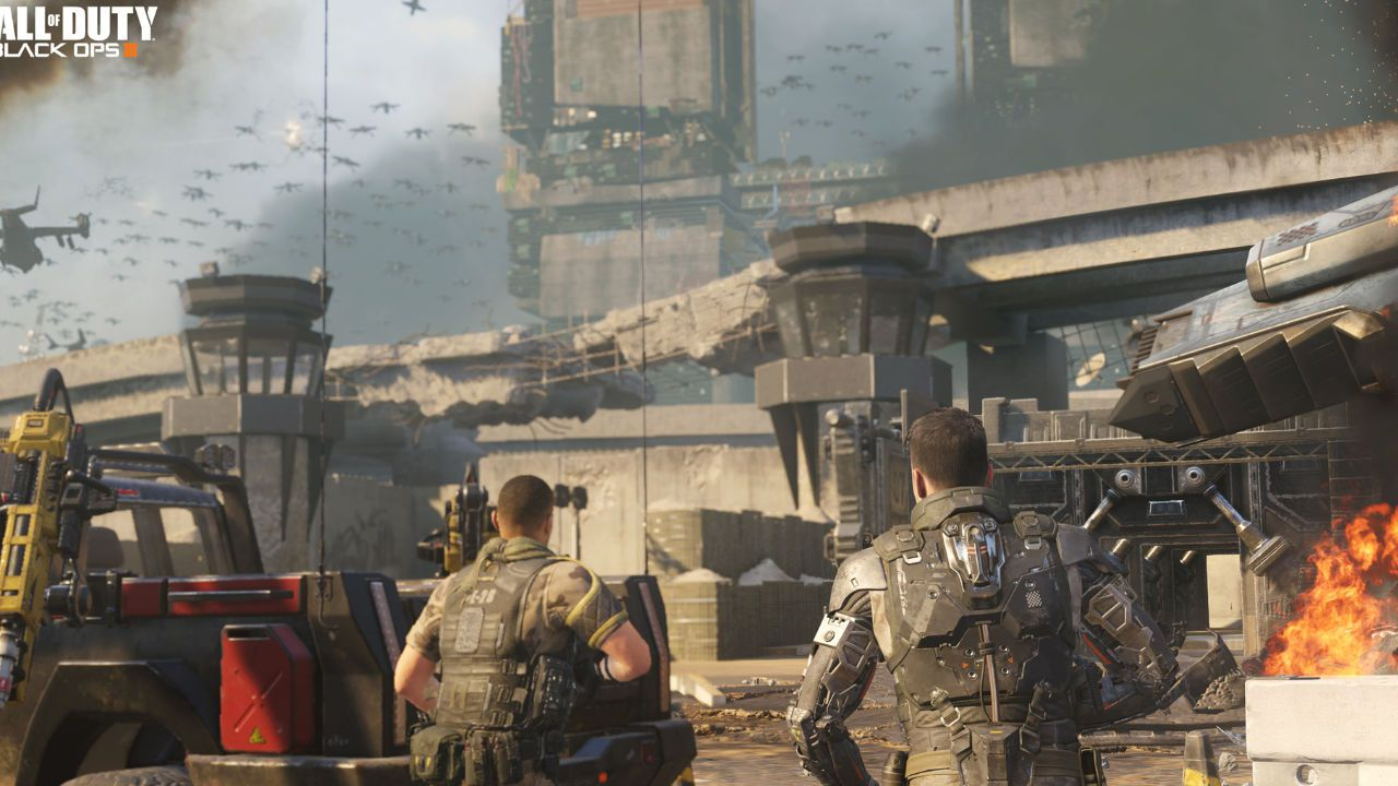 Jogo Call of Duty: Black Ops 3 - Xbox 360