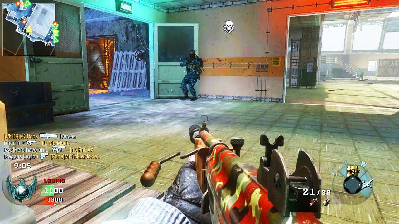 Jogo Call of Duty Black Ops - Xbox 360