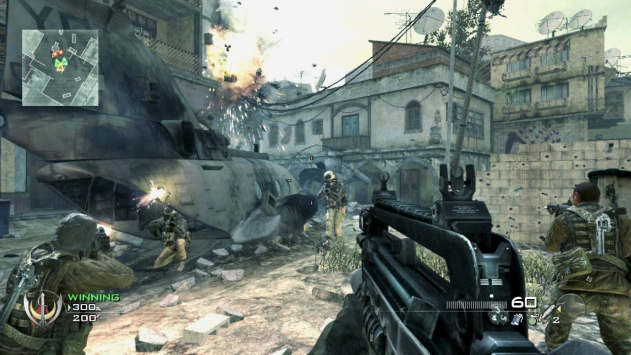 Jogo Call of Duty Modern Warfare 2 - PS3