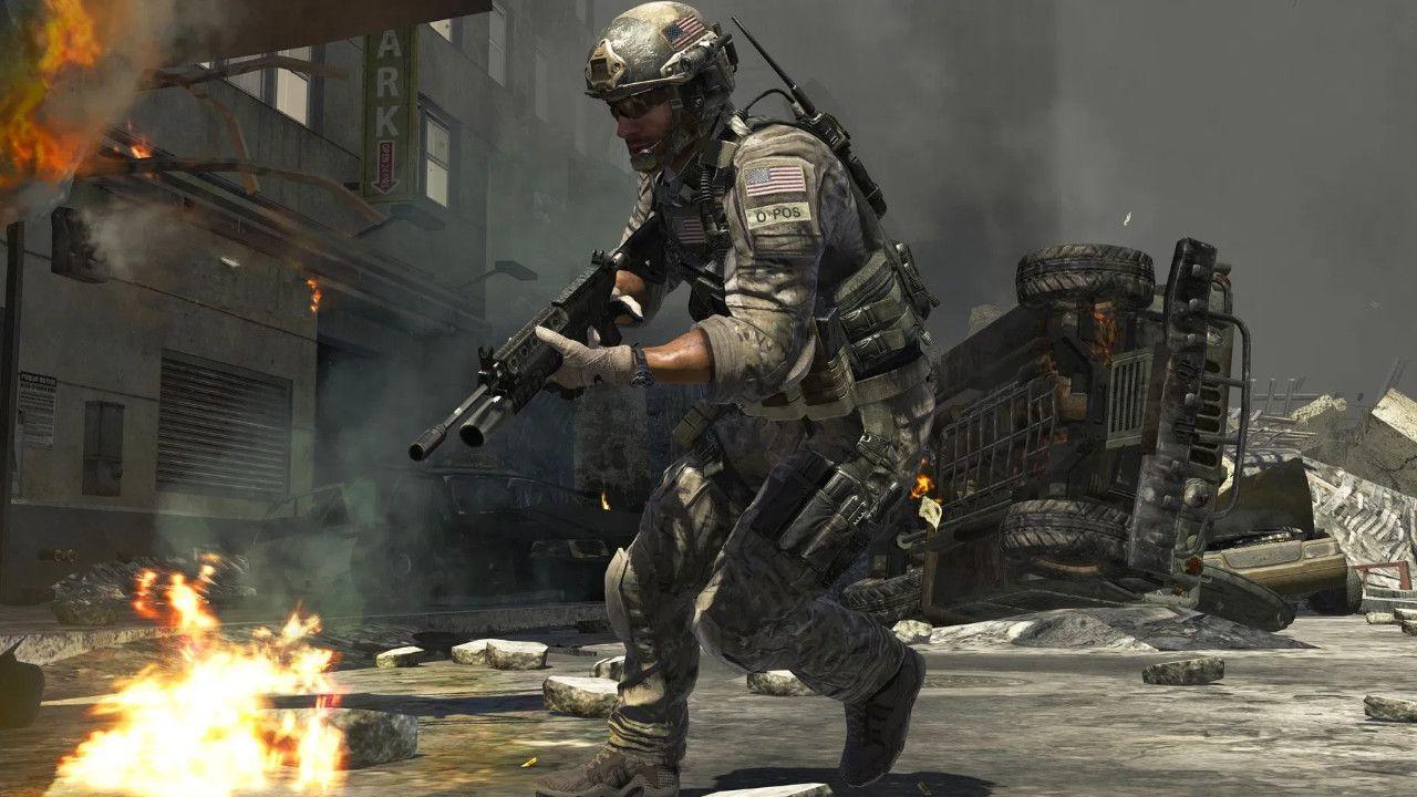 Jogo Call of Duty Modern Warfare 3 - Xbox 360
