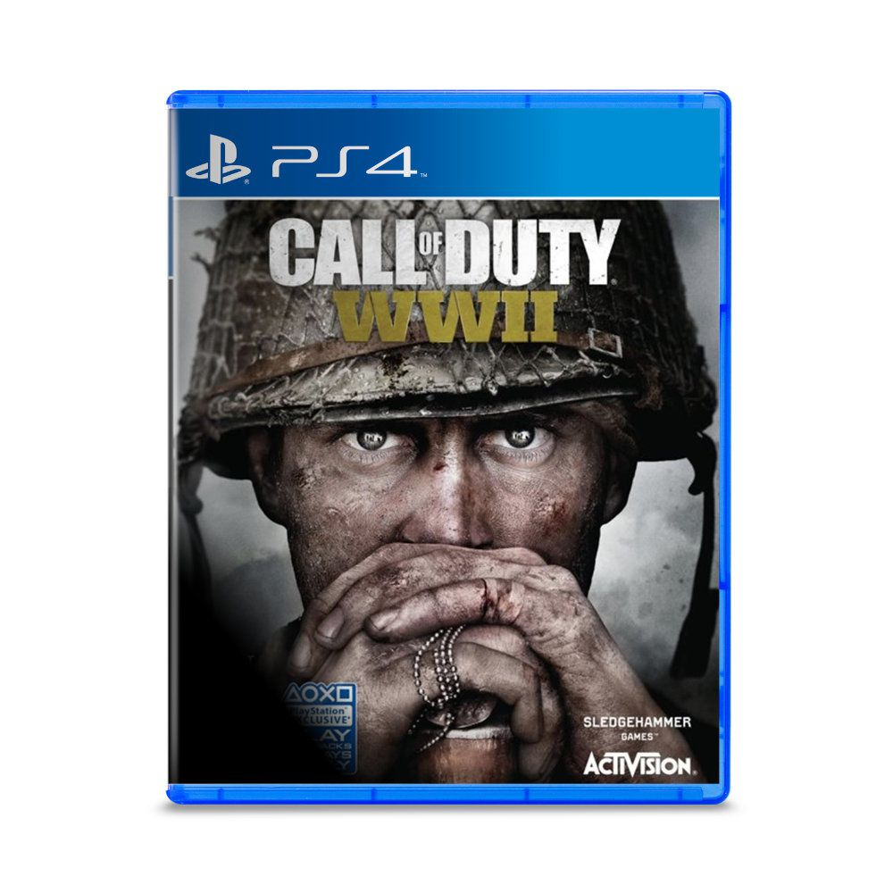 Jogo Call of Duty WWII - PS4