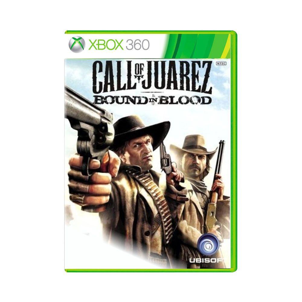 Jogo Call of Juarez: Bound in Blood - Xbox 360