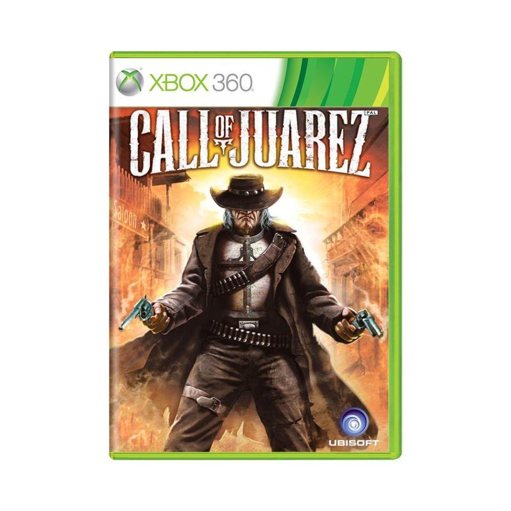 Jogo Call of Juarez - Xbox 360