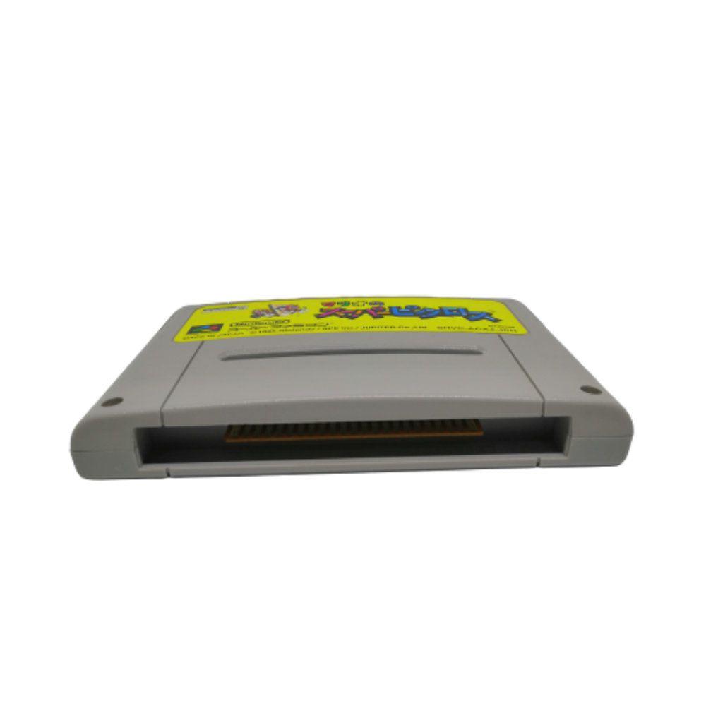 Jogo Cartucho Famicom Mario No Super Picross - Nintendo 64