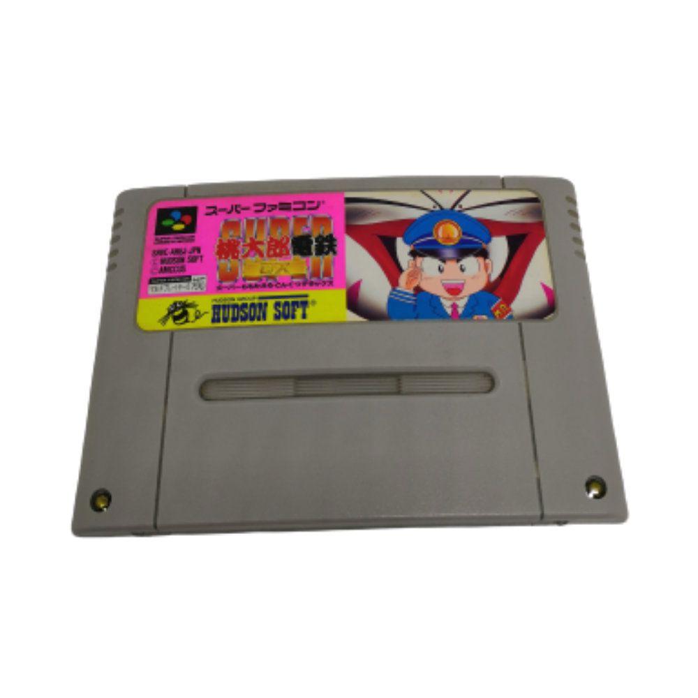 Jogo Cartucho Famicom Momotarou Dentetsu - Nintendo 64