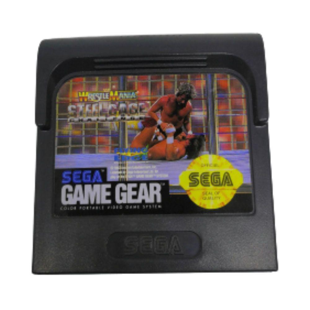Jogo Cartucho Steel Cage Challenge - Game Gear