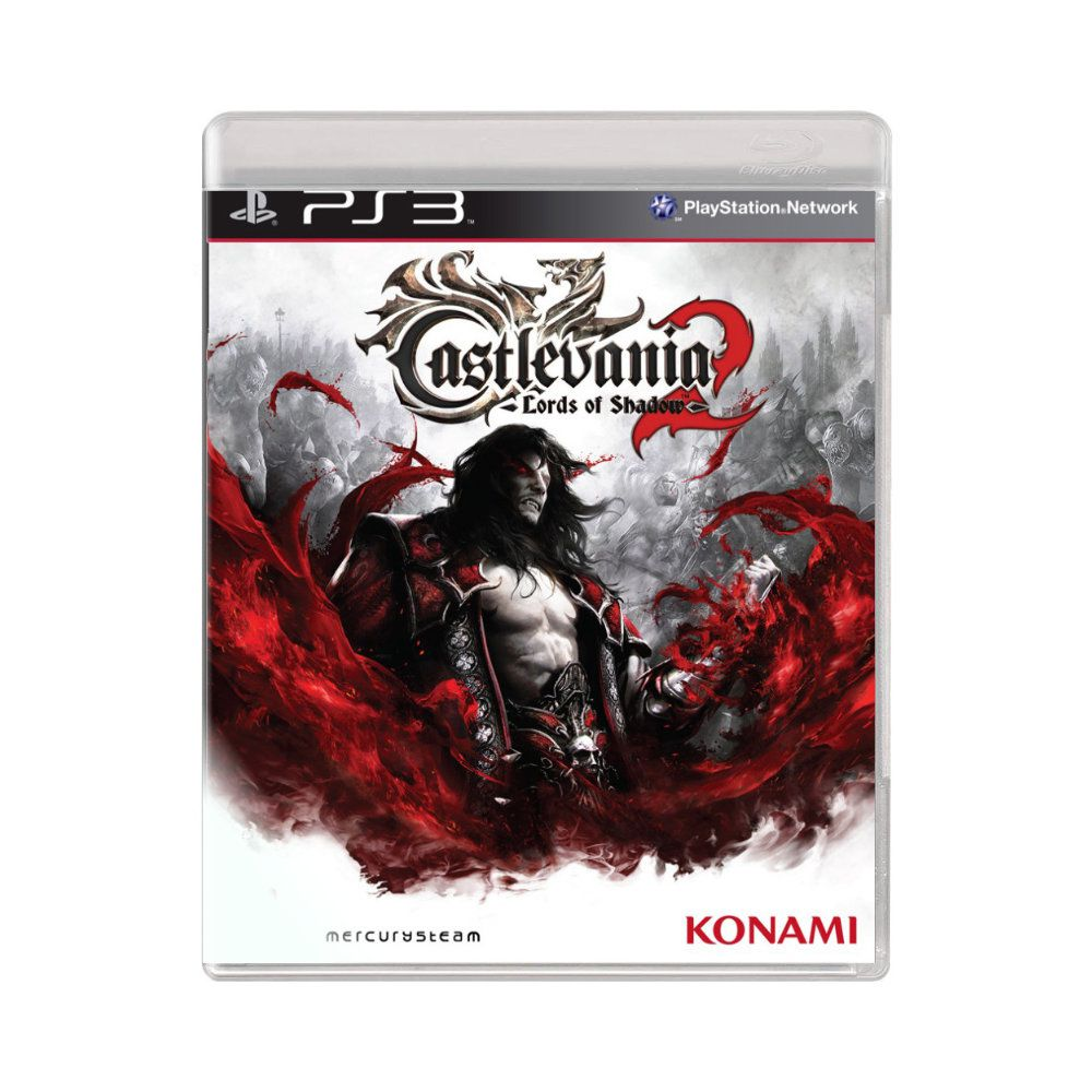 Jogo Castlevania 2 Lords of Shadow - PS3