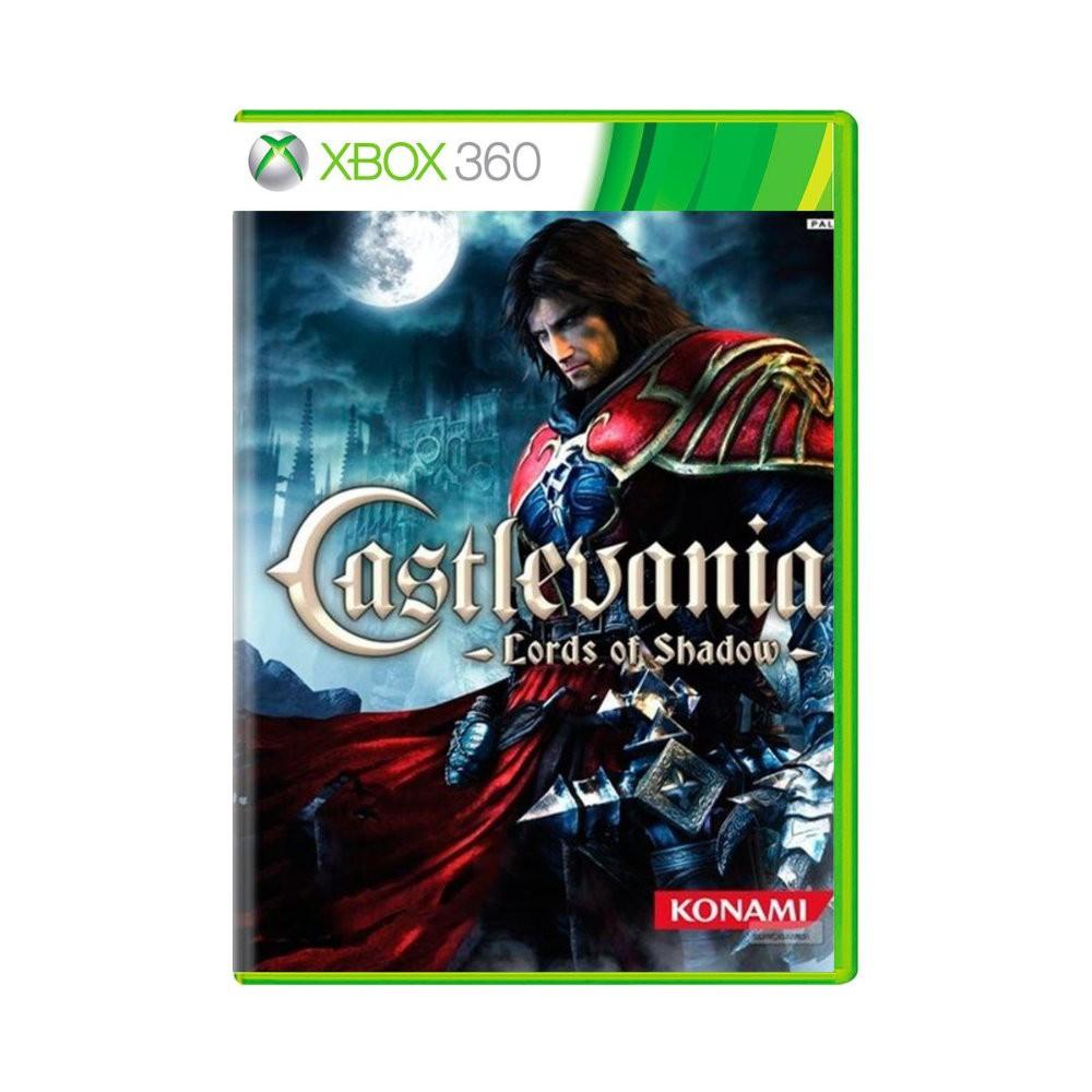 Jogo Castlevania Lords of Shadow - Xbox 360