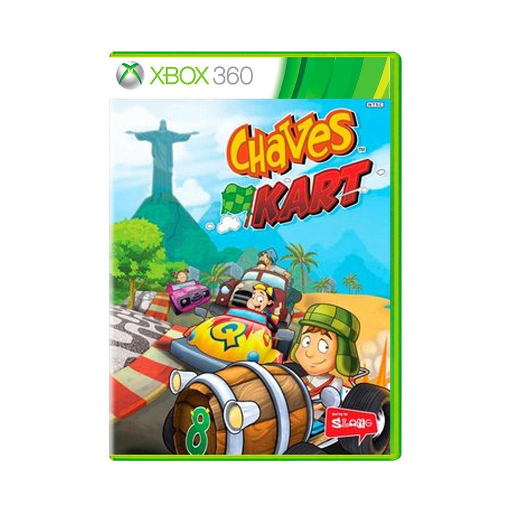 Jogo Chaves Kart - Xbox 360