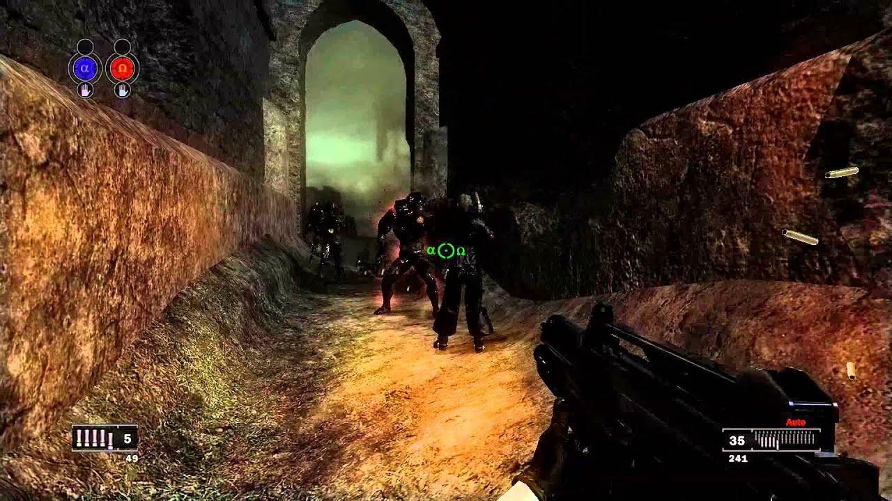 Jogo Clive Barker's Jericho - Xbox 360