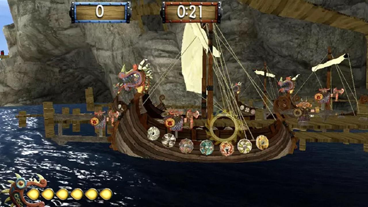 Jogo Como Treinar Seu Dragão 2 - Xbox 360