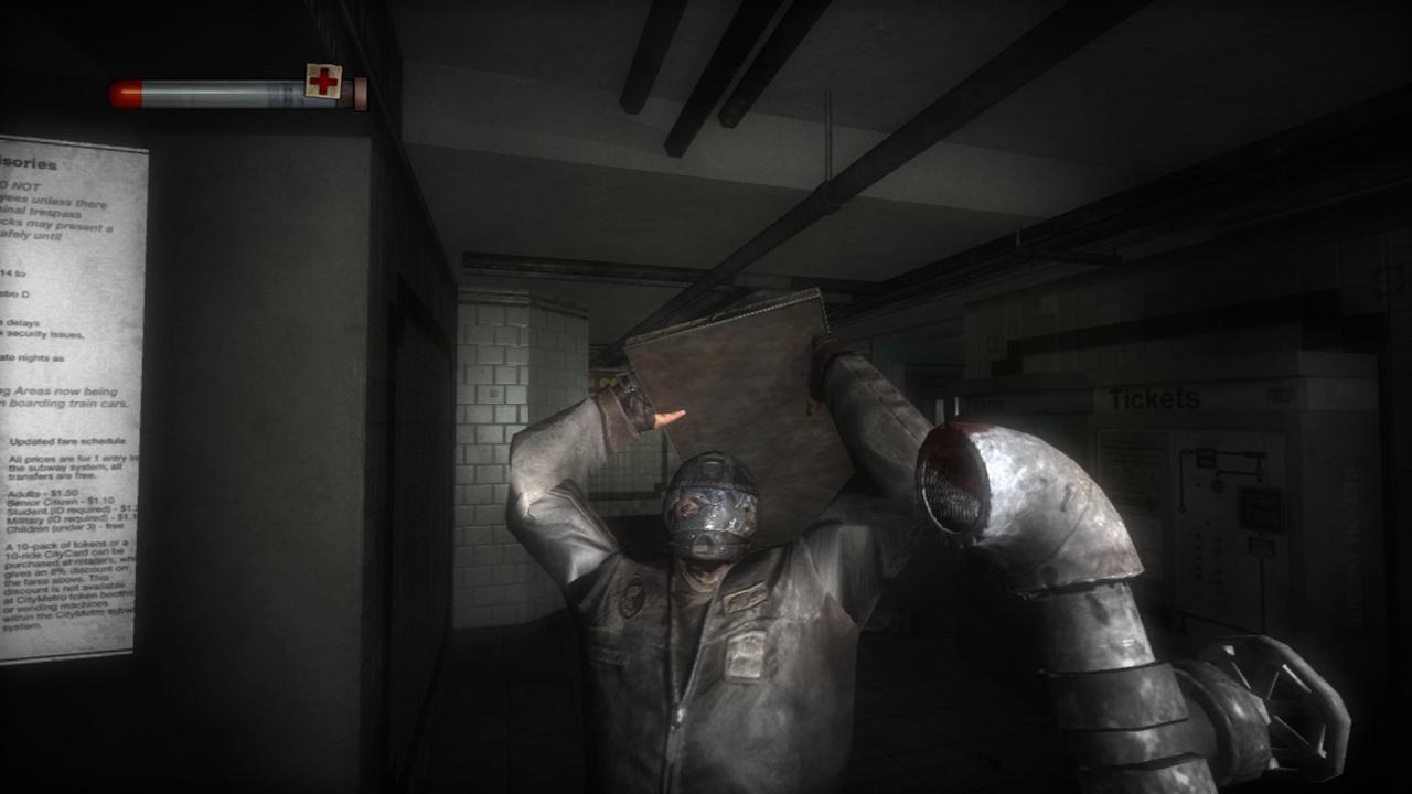 Jogo Condemned Criminal Origins - Xbox 360
