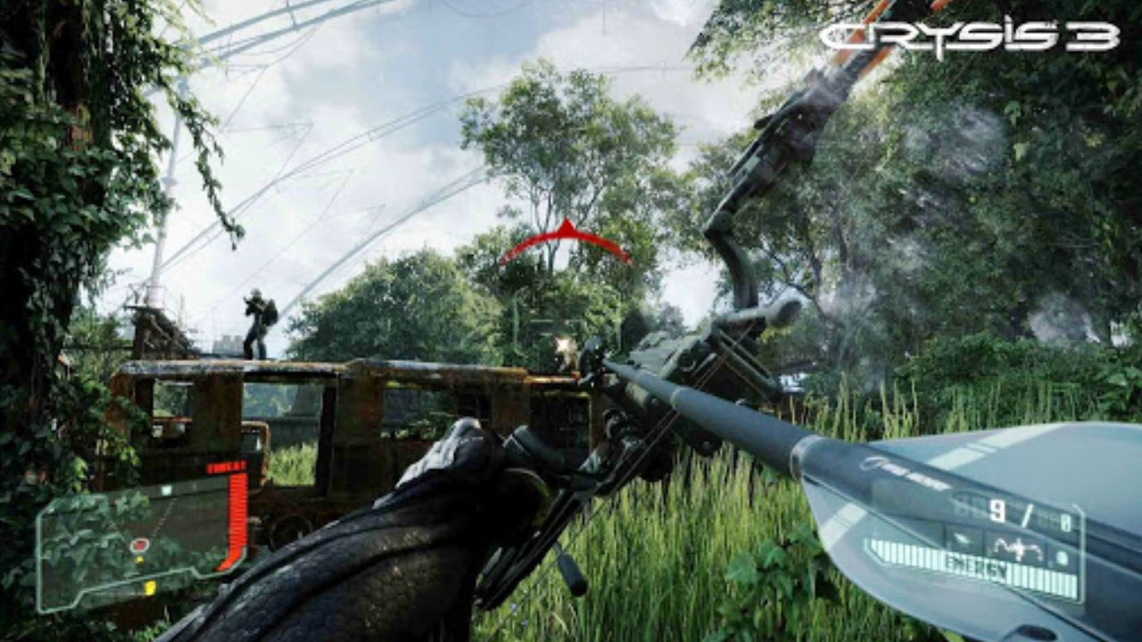 Jogo Crysis 3 Hunter Edition - Xbox 360