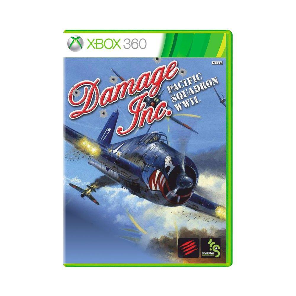 Jogo Damage Inc.: Pacific Squadron WWII - Xbox 360